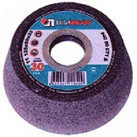 Шлифовальный круг чашечный конический Луга (Тип 11) 125х50х32 54С 40 P V
